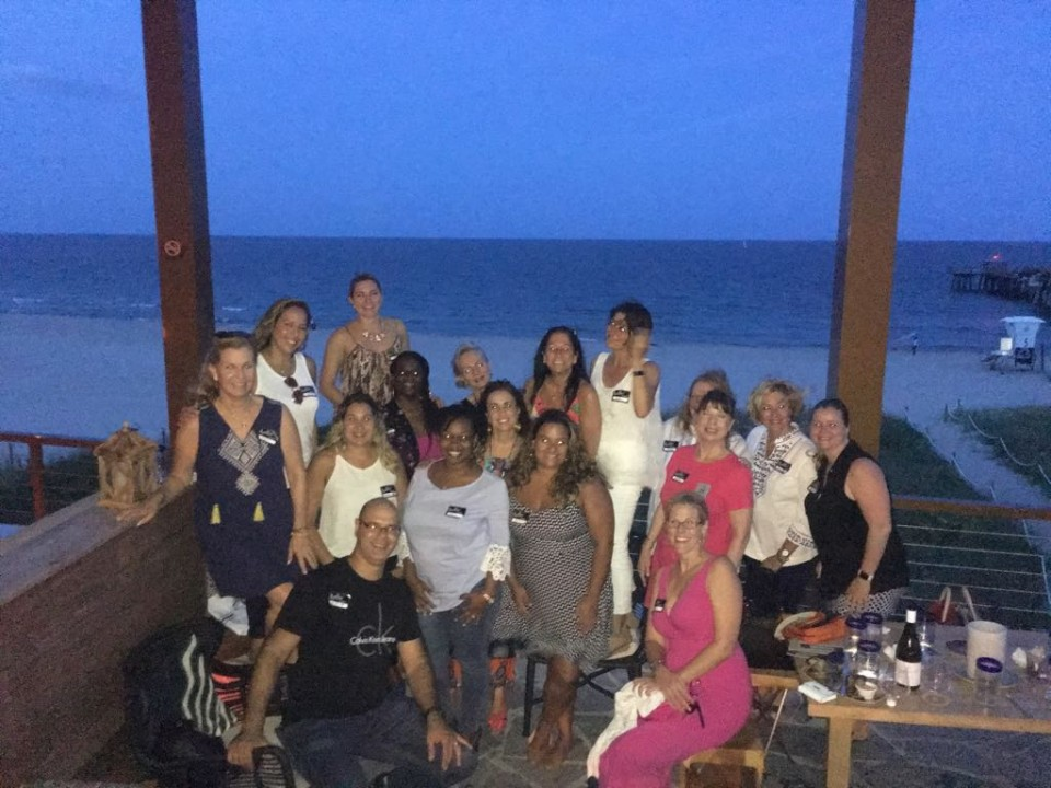 July 2018 Social at the Beach House